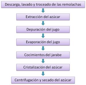 esquema proceso remo