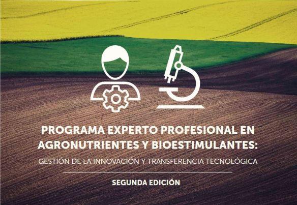 ii programa experto profesional en agronutrientes y bioestimulantes
